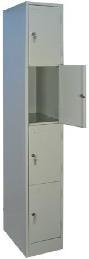 Шкаф металлический для сумок ШРМ - 14 - М