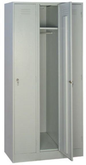 Шкаф металлический для одежды ШРМ - 33 купить на выгодных условиях в Смоленске
