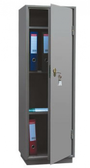 Шкаф металлический для хранения документов КБ - 21 / КБС - 21